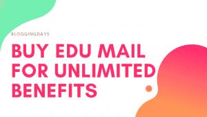 buy edu email