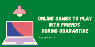 online games to play with friends during quarantine