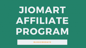 jiomart affiliate program