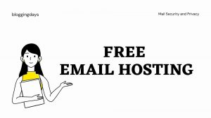 free email hosting